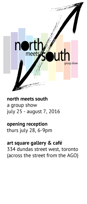 North Meets South Gallery Show